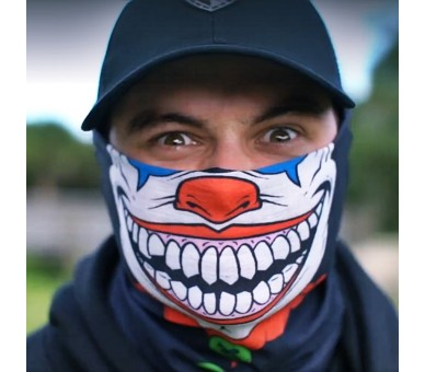 Face Shield/ cagulă/ mască tubulară Clown