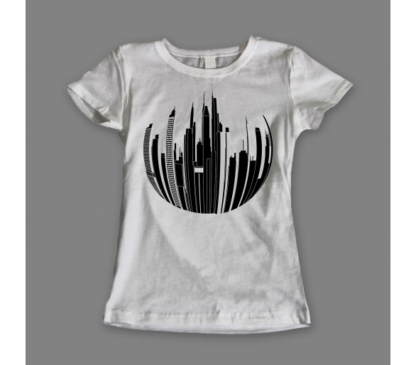 Tricou damă City Sphere
