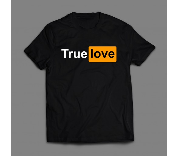 Tricou bărbați True Love