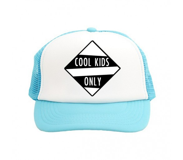Șapcă bleu Cool Kids Only