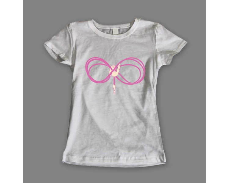 Tricou damă Infinite Music