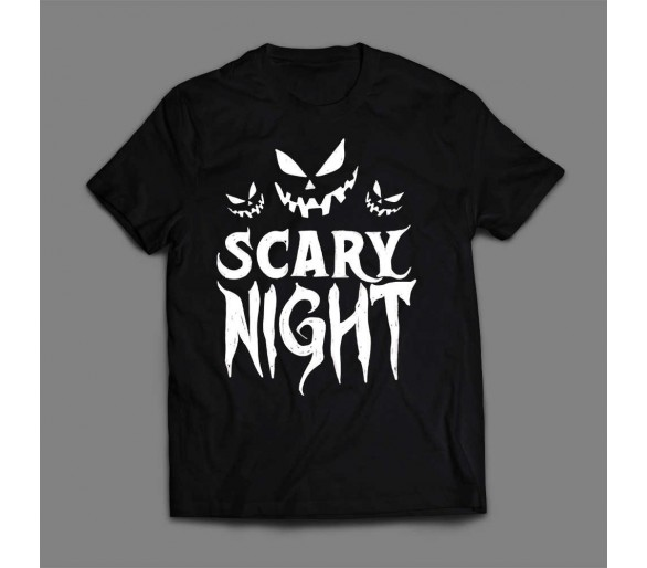 Tricou bărbați Scary Night